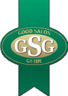Only You is 5 Star Good Salon Guide Rated